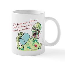 Coffee Zombie Small Mugs