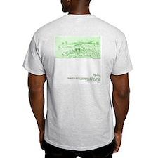 AotW Image Series #3 Ash Grey T-Shirt