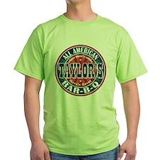 Taylor's All American BBQ T-Shirt