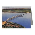 New Orleans Note Note Cards (Pk of 10)