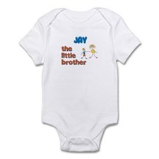 Jay - The Little Brother Infant Bodysuit