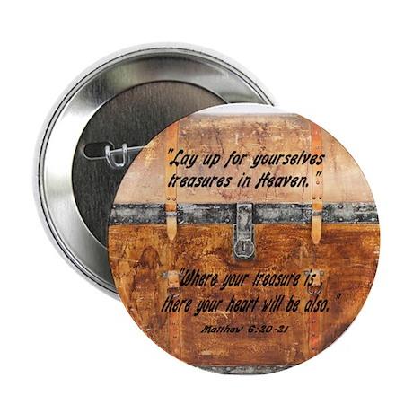 """Treasure in Heaven 2.25"""" Button (100 pack)"""