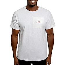 AotW Image Series #6 Ash Grey T-Shirt