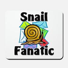 Snail Fanatic Mousepad
