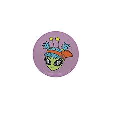 Wild Child Mini Button