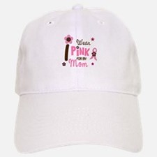 I Wear Pink For My Mom 12 Baseball Baseball Cap