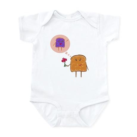 PBJ love -Infant Bodysuit