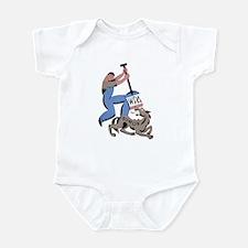 Rumor Wolves Infant Bodysuit