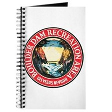 Boulder Hoover Dam Journal