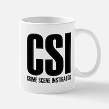 CSI - crime scene INSTIGATOR Small Small Mug