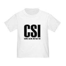 CSI - crime scene INSTIGATOR T