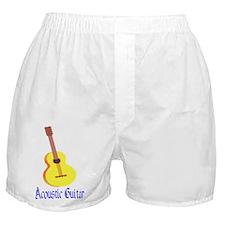 Joe's Acoustic Guitar Boxer Shorts
