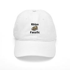 Rhino Fanatic Baseball Cap