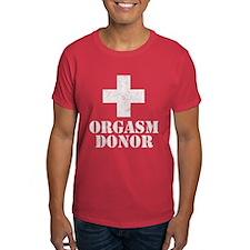 Orgasm Donor T-Shirt