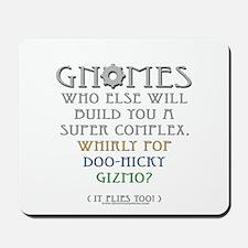 Gnomes - Gizmo Mousepad