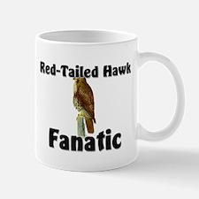Red-Tailed Hawk Fanatic Mug