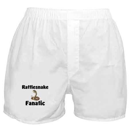 Rattlesnake Fanatic Boxer Shorts