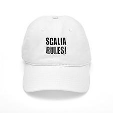 Scalia Rules Baseball Cap