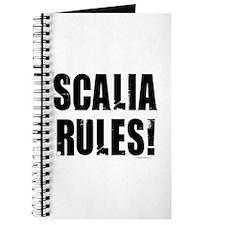 Scalia Rules Journal