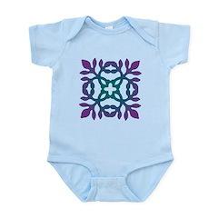 Colorful Papercut Infant Bodysuit
