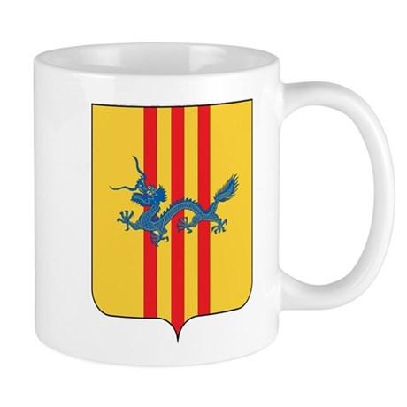 South Vietnam Coat of Arms Mug