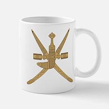 Oman Emblem Mug