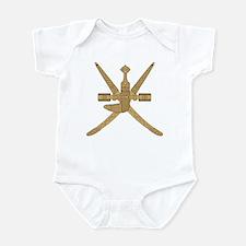 Oman Emblem Infant Bodysuit