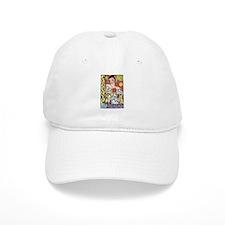 1937 Carnaval Panama Baseball Cap