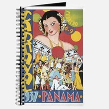 1937 Carnaval Panama Journal