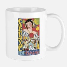 1937 Carnaval Panama Mug