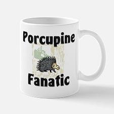 Porcupine Fanatic Mug