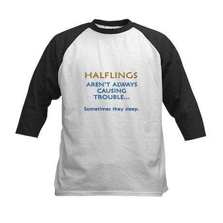Troublesome Halflings Kids Baseball Jersey