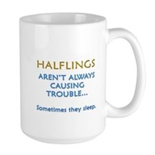 Troublesome Halflings Mug