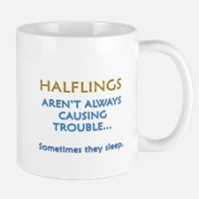 Troublesome Halflings Mug