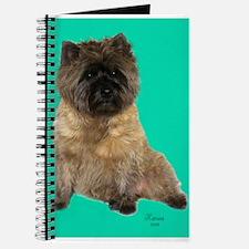 Cairn Terrier Birthday Journal