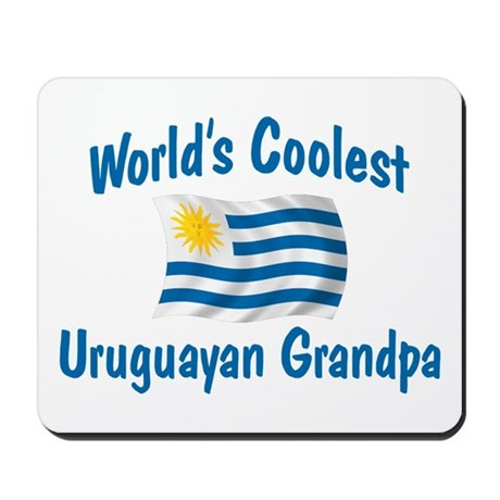 Coolest Uruguayan Grandpa Mousepad