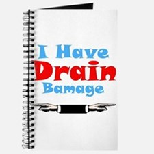 I Have Drain Bamage Journal