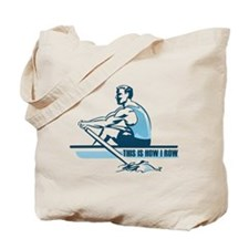 Rowing Crew Tote Bag