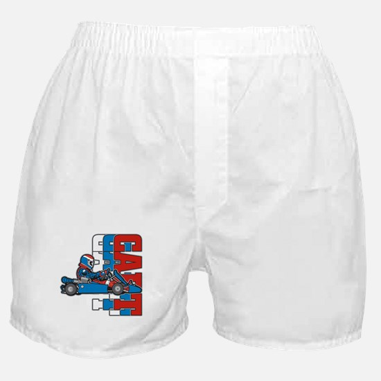 Ultimate Go Cart Boxer Shorts