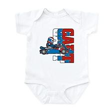 Ultimate Go Cart Infant Bodysuit