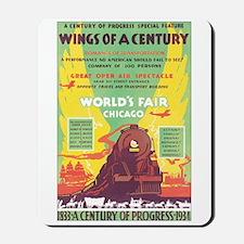 Chicago World's Fair Mousepad