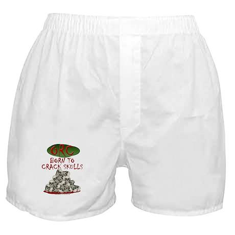 Orcs - Born to Crack Skulls Boxer Shorts