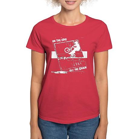Over The Edge V5 Women's Dark T-Shirt