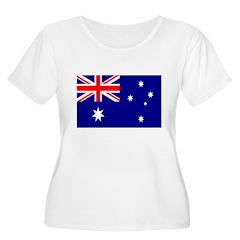 AUSTRALIA Flag of Australia T-Shirt