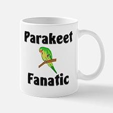 Parakeet Fanatic Mug
