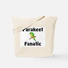 Parakeet Fanatic Tote Bag