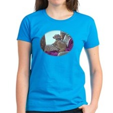 I will wait for you dachshund Tee