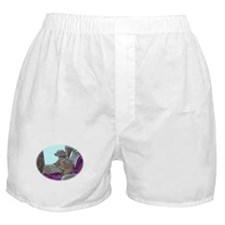I will wait for you dachshund Boxer Shorts