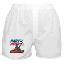 Kart Racer Boxer Shorts