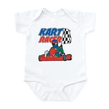 Kart Racer Infant Bodysuit